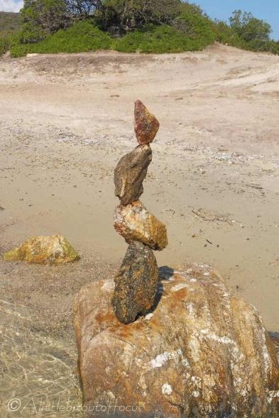 8 Stone stack (5er)