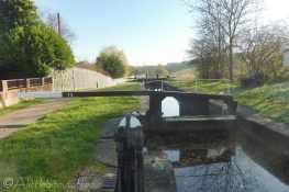 1 Canal lock gates