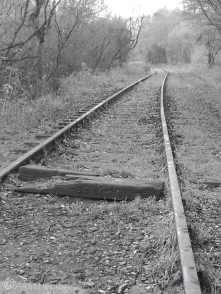 17 Old Railway (b&w)