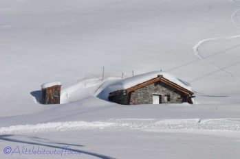 3 Mountain hut