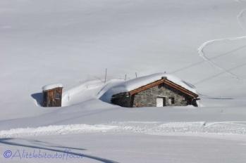 3 Mountain hut