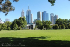 1 City from Alexandra Gardens