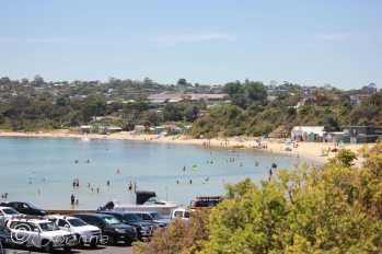 1 Mornington beach