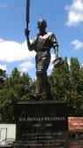 1 Sir Don Bradman statue