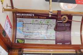 3 Tram map