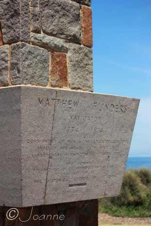 4 Flinders Monument