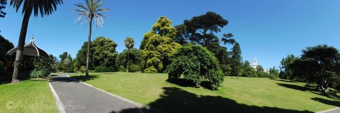 9 Botanic Garden panorama