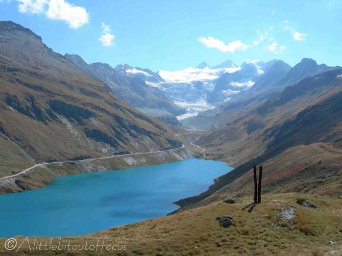9 LAc Moiry, Val d'Anniviers