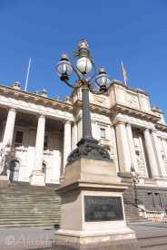 9 Victoria Parliament building