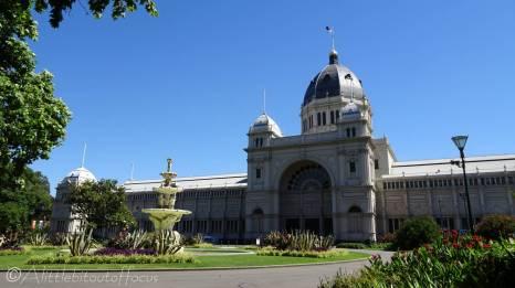 1 Royal Exhibition Building