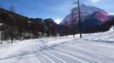 12 Cross country ski piste