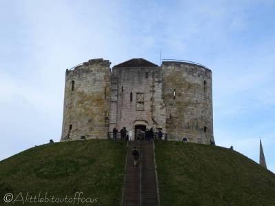 14 Clifford's Tower