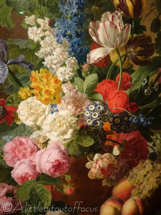 15 (Part of) Flowerpiece - van Dael