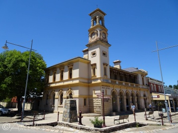 2 Beechworth Post Office