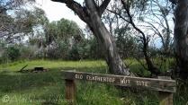 20 Old Hut site