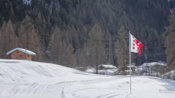 20 Valaisian flag