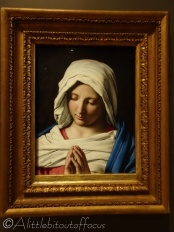 23 Madonna in Prayer - Sassoferrato