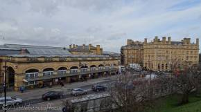 24 York Railway station