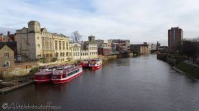 30 River Ouse from Lendal Bridge