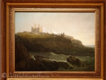 9 Dunstanburgh Castle - JMW Turner