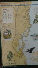 1 Vendicari Nature Reserve map