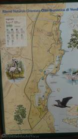 1 Vendicari Nature Reserve map