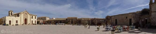 11 Marzamemi square