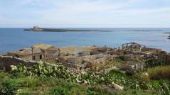 14 Isola Di Capo Passero and abandoned buildings