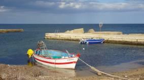 16 Calabernardo harbour