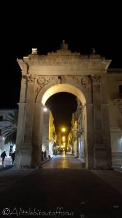17 Porta Ferdinandea, Noto