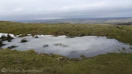 30 Frozen pond