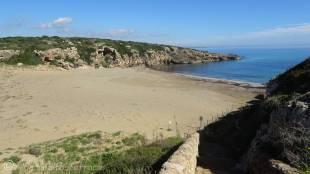 4 Calamosche beach