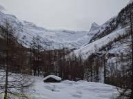 9 Ferpecle glacier