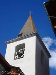 20 La Sage church spire