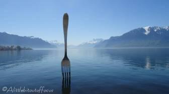 8 The Fork by Jean-Pierre Zaugg
