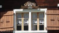 7 Chalet window