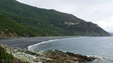 10 Nonza beach