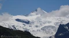 15 Dent d'Hérens and glacier