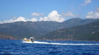 16 Speedy boat ride