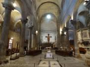 17 San Michele in Foro church interior