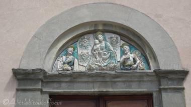 18 Doorway Carvings