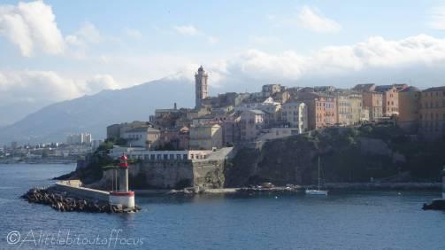 21 Leaving Livorno harbour
