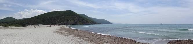 22 Ostriconi beach