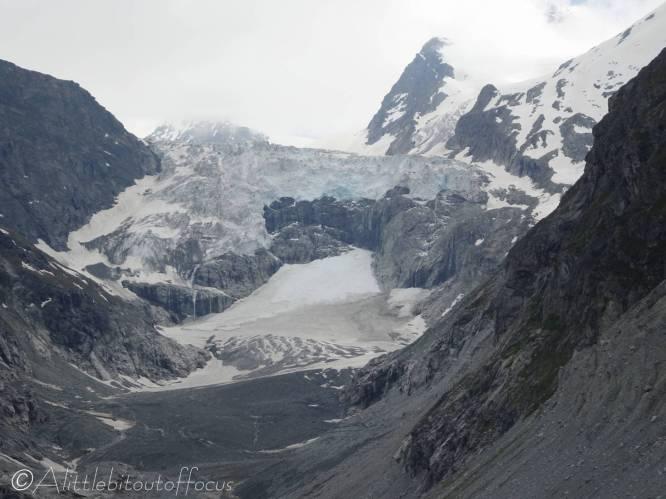 17 Mont Miné glacier