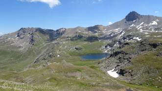 19 Le Louché lac and Becs de Bossons