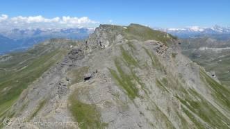 23 Start of the ridge