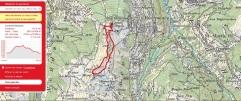 Thyon ridge walk map