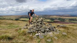 18 Stacking or adding to the cairn