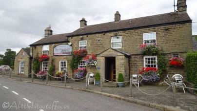 23 Plough Inn near Hathersage