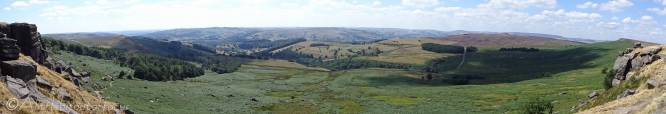 3 View from Stanage Edge